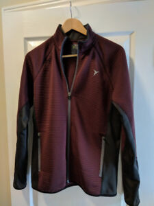 Dry Fit Winter Running Jacket with pockets