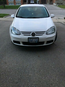 2009 VW Rabbit Hatchback+rims, winter tires, sound system-As is