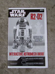 Star Wars R2-D2 Interactive Astromech Droid with Box&Instruct. Strathcona County Edmonton Area image 3