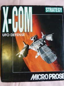 Classic X-Com Dos PC Game
