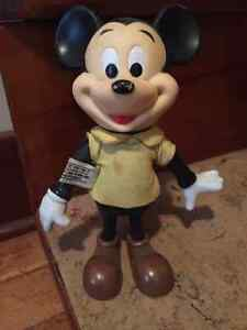 Antique Mickey Mouse and Pillsbury Doe  Girl Stratford Kitchener Area image 1