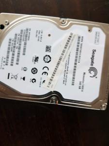 Seagate 500 GB laptop hard drive