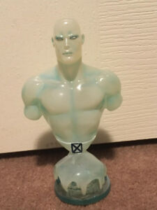 Marvel X-Men Iceman Statue