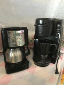 COFFEE POTS/MAKERS
