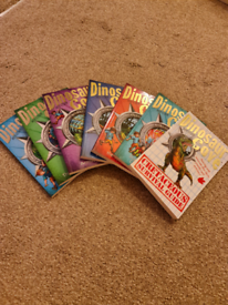 Dinosaur Cove Book Collection
