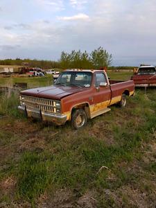1982 chevy 6.2 4x4