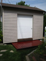 Porte de garage 5x7