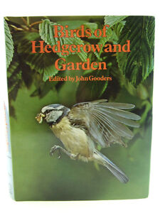 Birds of Hedgerow and Garden Hardcover BOOK