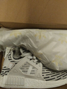 """Adidas NMD XR1 """"Zebra"""" $240 - Size 9"""