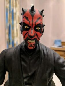 Star Wars Darth Maul evil Sith Lord antique pop bottle collectab