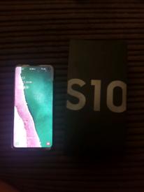 Samsung Galaxy S10 (128GB) - NEWLY REFURBISHED