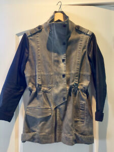 Ladies Religion Slouch Fatigue Jacket - Size S