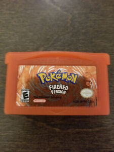 Pokemon FireRed for Game Boy Advance