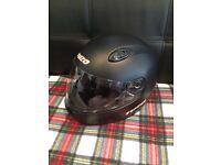 Tuzo Motorcycle, scooter road helmet