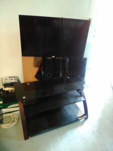 32 inc RCA tv and tv stand free delivery