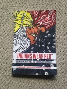 Indians Wear Red by Comack