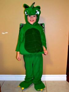 Halloween costume - little dragon