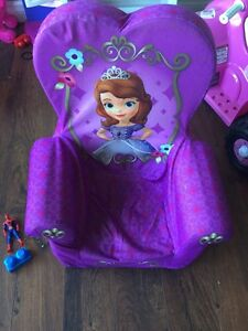Sophia the first chair