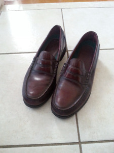 Rockport Dress Sport almost new 10.5M leather shoes