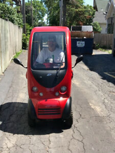 Boomer Buggy Mobility Scooter