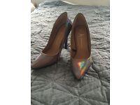 Neon primark heels