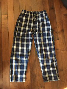 Denver Hayes cotton plaid sleep pants