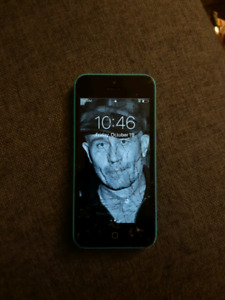 Blue iPhone 5 $50 ObO
