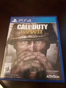 PS4 GAMES FOR SALE ALL FOR $40.00 or $10.00 EACH