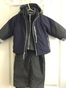 youth snow suit