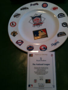 Royal Doulton '125 Anniversary BASEBALL  The National League Kitchener / Waterloo Kitchener Area image 4