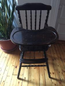 Chaise pour bébé VINTAGE