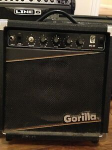 Gorilla GG-20 Amp West Island Greater Montréal image 1