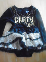 ♥Baby Girl Dress 5$ size 12 – 18 Months ♥   Baby Glam , Party g