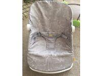 Baba bing bouncer chair