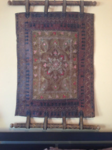 Antique Iranian Wall Hanging