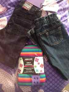 4 pairs of 4t pants