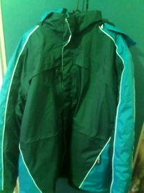 Men's snowdonia jacket was £80 2xl blue new