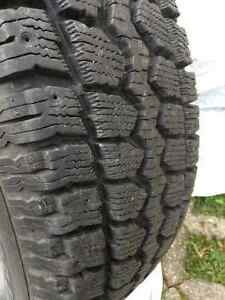 WINTER TIRES MotoMaster Total Terrain 235/70R16 on Steel Rims Cambridge Kitchener Area image 7