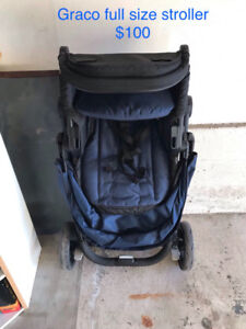 Full size graco stroller in good condition