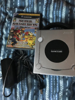 Silver Gamecube (Game not included)