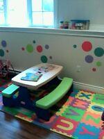 Childcare in Quispamsis