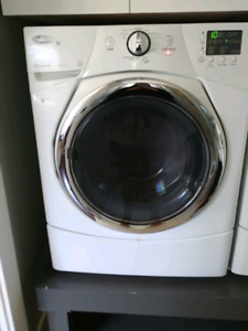 Broken Whirlpool Duet Washer