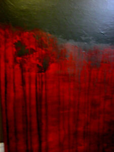 Modern Abstract Canvas painting London Ontario image 3