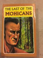 THE LAST OF THE MOHICANS by J.Fenimore Cooper