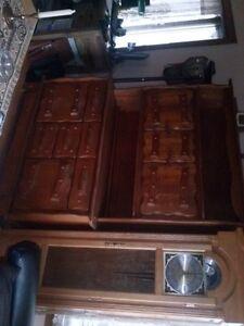 Mobilier de salle à manger en bois franc. Lac-Saint-Jean Saguenay-Lac-Saint-Jean image 2