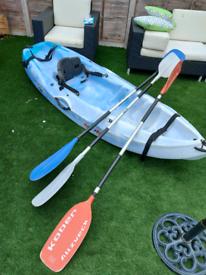 Rtm mambo kayak