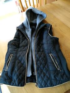 Joli manteau sans manches