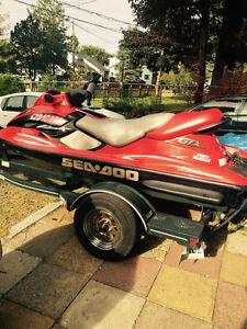 Moto Marine gtx 2000