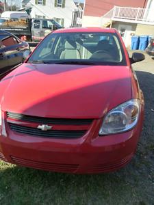 Chevrolet cobalt LS milage très bas automatique
