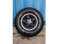 Land Rover FREESTYLE Alloy wheels Discovery Defender